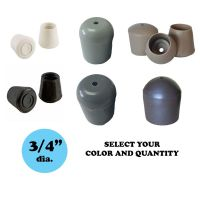 Replacement Chair Tips - Choose Your Color and Quantity