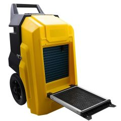 Zoom 1 HP Commercial Dehumidifier with Wheels, 136 PPD