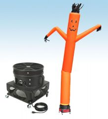 18' Fly Guy Inflatable Tube Man with Blower - Halloween