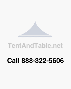 18' Log Mountain Double Lane Inflatable Water Slide with Blower