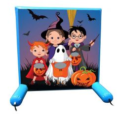 Trick or Treat, Sealed Air Inflatable Frame Game