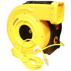 OPEN BOX Zoom 1.5 HP XLT Inflatable Bounce House Blower