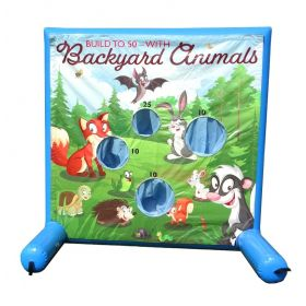 Backyard Animals Sealed Air Frame Game