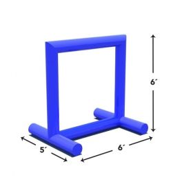 Replacement Sealed Air Frame Game Frame Only