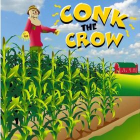 Conk the Crow Interactive Carnival Frame Game