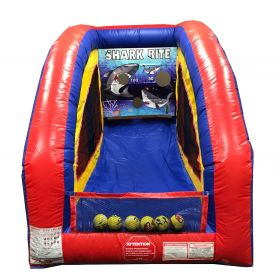 Complete Shark Bite UltraLite Air Frame Game