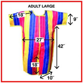 Sticky Suit Adult Large