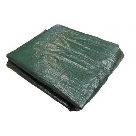 8' x 33' Water Resistant Wood Pile Poly Tarp Cover