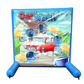 Car Wash Sealed Air Frame Game