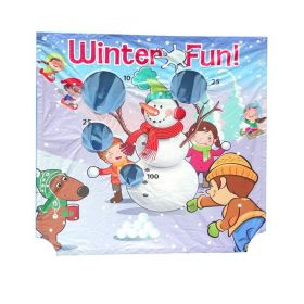 Winter Fun Air Frame Game Panel