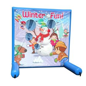 Winter Fun Sealed Air Frame Game