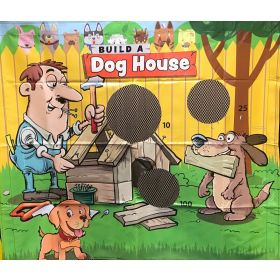 Build a Dog House UltraLite Air Frame Game Panel