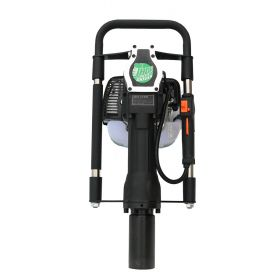 Thor PD1002 Tent Stake Post Driver with Huasheng 2 Cycle Engine