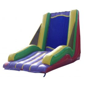 Retro Rainbow Inflatable Velcro Wall with Accessories