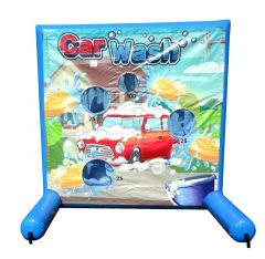 Car Wash, Sealed Air Inflatable Frame Game