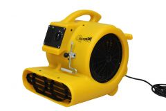 Zoom 1/3 HP Centrifugal Floor Dryer With Carpet Clamp