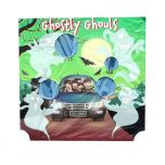 Ghostly Ghouls UltraLite Air Frame Game Panel