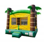 Crossover Tropical Bounce House with Blower