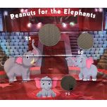 Feed the Elephants UltraLite Air Frame Game Panel