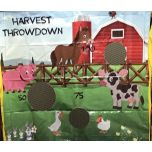 Harvest Throwdown UltraLite Air Frame Game Panel