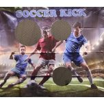 Soccer UltraLite Air Frame Game Panel