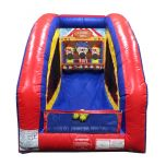 Complete Clown Toss UltraLite Air Frame Game