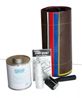 Moose Deluxe Vinyl Repair Kit for Commercial Inflatables