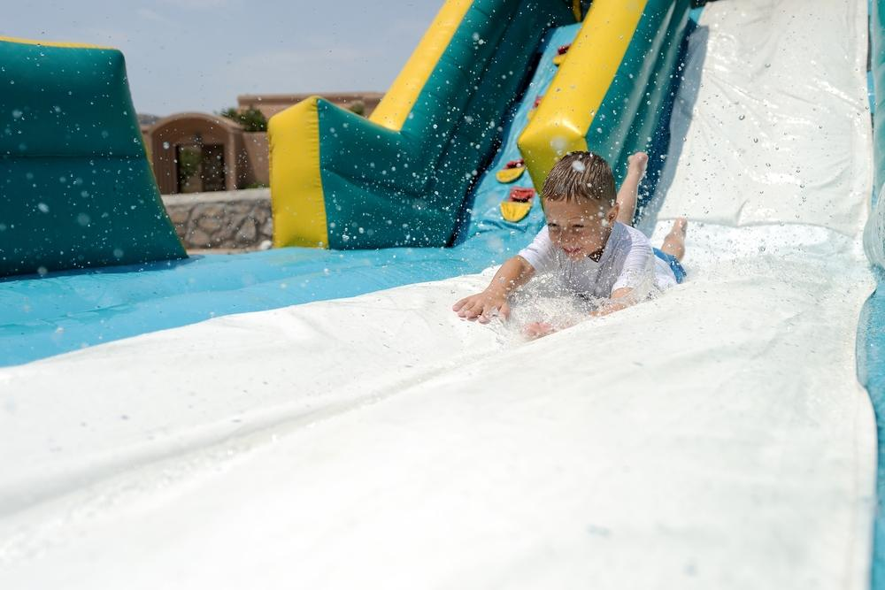 How Much Does an Inflatable Water Slide Cost?