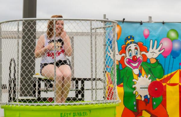 Planning a COVID-Cautious Fundraising Event with Dunk Tanks