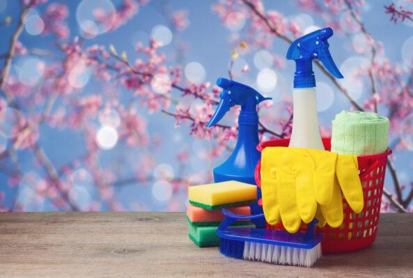 Spring Clean Up: Getting Bouncers Ready for Summer Fun