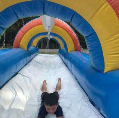 How to Blow Up a Slip and Slide Safely and Easily
