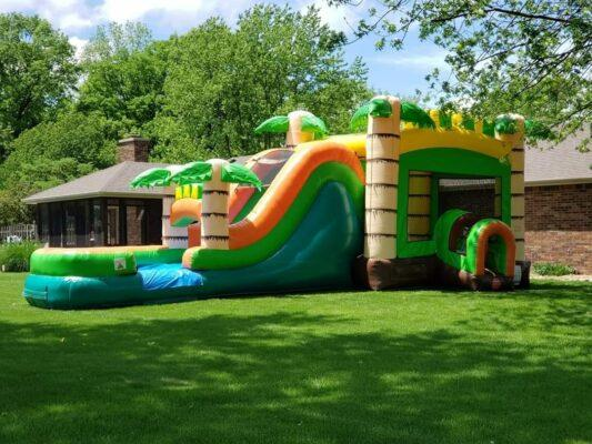 Is a Combo Bounce House Better Than a 'Regular' One?