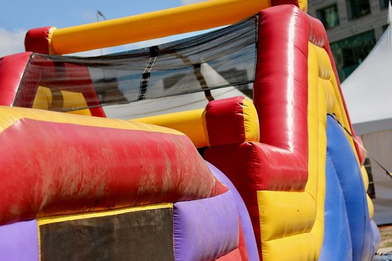 How to Clean a Bounce House the Right Way
